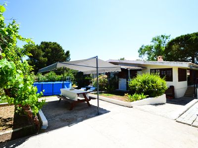 Photo for SA BARCA HOUSE. Incredible house with large terrace.