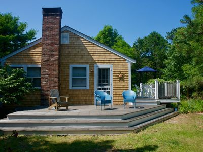 Photo for Charming Cape Cod Cottage in Truro