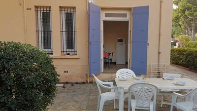 Photo for 2BR Apartment Vacation Rental in SAINT CYPRIEN PLAGE