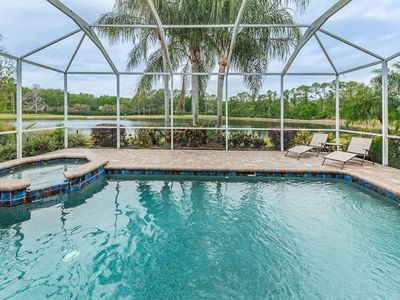 Photo for Spectacular and Private West Florida Pool home