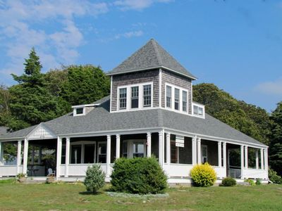 Photo for Historic Home with Ocean Views, Central A/C