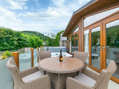 Photo for Llyn Padarn Lodge - Two Bedroom House, Sleeps 4