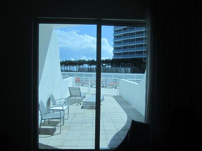 Photo for BEAUTIFUL CONDO LOCATED IN THE HILTON FORT LAUDERDALE BEACH RESORT
