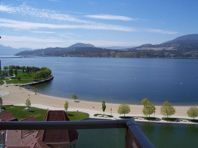 Photo for #1006 Downtown Sunset Waterfront Resort 10th Floor Lake View
