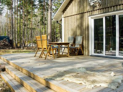 Photo for 4 person holiday home in LJUSTERÖ