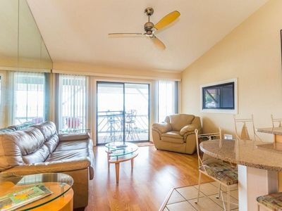 Photo for Lake Views for Miles-Top Floor Corner Unit-Great For Couples & Families