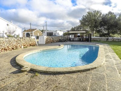 Photo for Catalunya Casas: Tremendous Villa Joy up to 12 guests, less than 1km from Son Bou beach!
