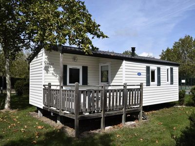 Photo for Camping du Jard **** - Integrated Cottage 3 Rooms 4 People