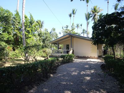 Photo for WONDERFUL DOUBLE VILLA FEW METERS FROM THE BEACH