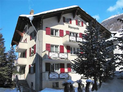 Photo for 3BR Apartment Vacation Rental in Saas-Balen, Visp