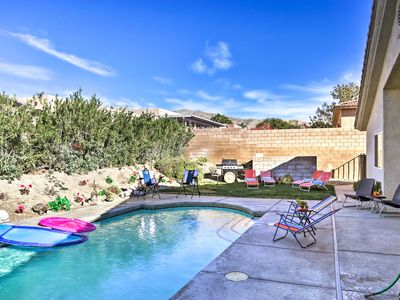 Photo for NEW! Desert Hot Springs House w/Private Yard+Pool!