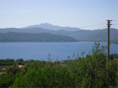 Photo for Two-family house with beautiful sea views, 6/7 persons.