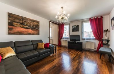 Photo for Rialto apartment whit Canal Grande view