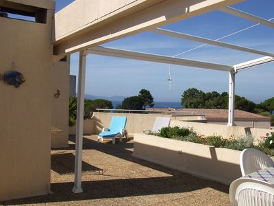Photo for nice apartment close to beach and shops ideal for two couples