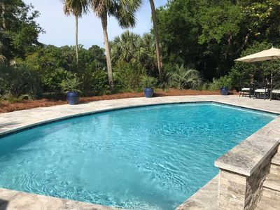 Photo for 108 Goldeneye Dr- Newly renovated dream home, 5BR, Large Pool, mins to beach!