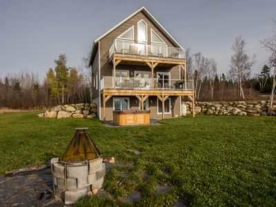 Photo for Chalet Huppe Deluxe, 4 Bedroom (UNIT B)