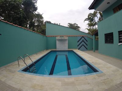 Photo for House comfortably Tropical Condo * Pool * Gourmet * Esp 15 people