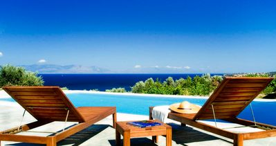 Photo for The IconPainter Villas with seaview and pool by JJ Hospitality