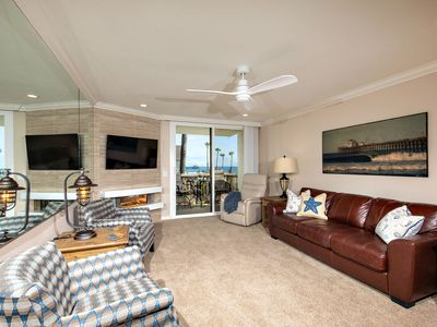 Photo for Great Ocean and Pool Views, Beautiful Contemporary Interior at NCV