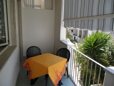 Photo for Air-conditioned Apartment with Balcony and Great Location; Pets Allowed