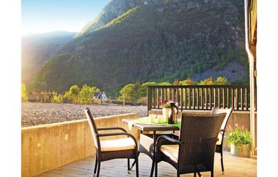 Photo for 1BR Apartment Vacation Rental in Dirdal