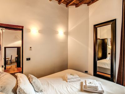 Photo for Piazza Navona city center apartment AC | Wifi