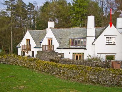 Photo for THE STUDIO, with open fire in Bowness-On-Windermere, Ref 16220