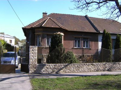 Photo for Holiday house with garden in a great location and civil Chrame