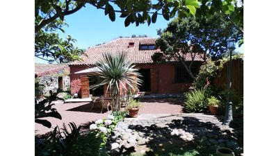 Photo for Casa Begonia Ancient Canarian house overlooking the volcano and the ocean