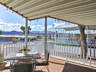Photo for NEW! Cozy Cottage w/Deck - Steps to Lake Havasu!