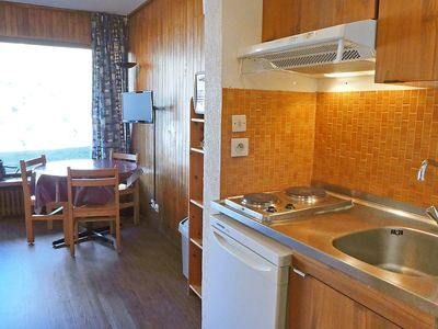 Photo for Apartment in the center of Tignes with Internet, Terrace (111331)