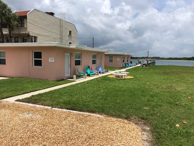 Photo for Private Beach Front Cottage #4 - Each Sleeps 2-4