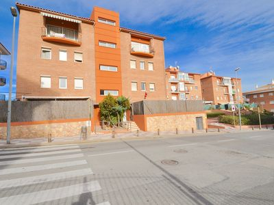 Photo for Apartment Carbonell with large terrace and sitting area