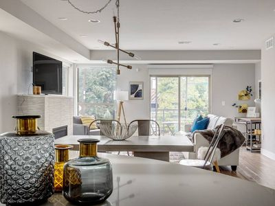 Photo for Stunning Modern & Walkable Urban Gem!