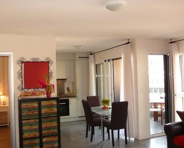 Photo for In Locarno center elegant apartment 150m from the lake and the Piazza Grande