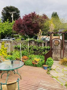 Photo for Greenwood Home and Gardens near Beautiful Ballard and the Puget Sound