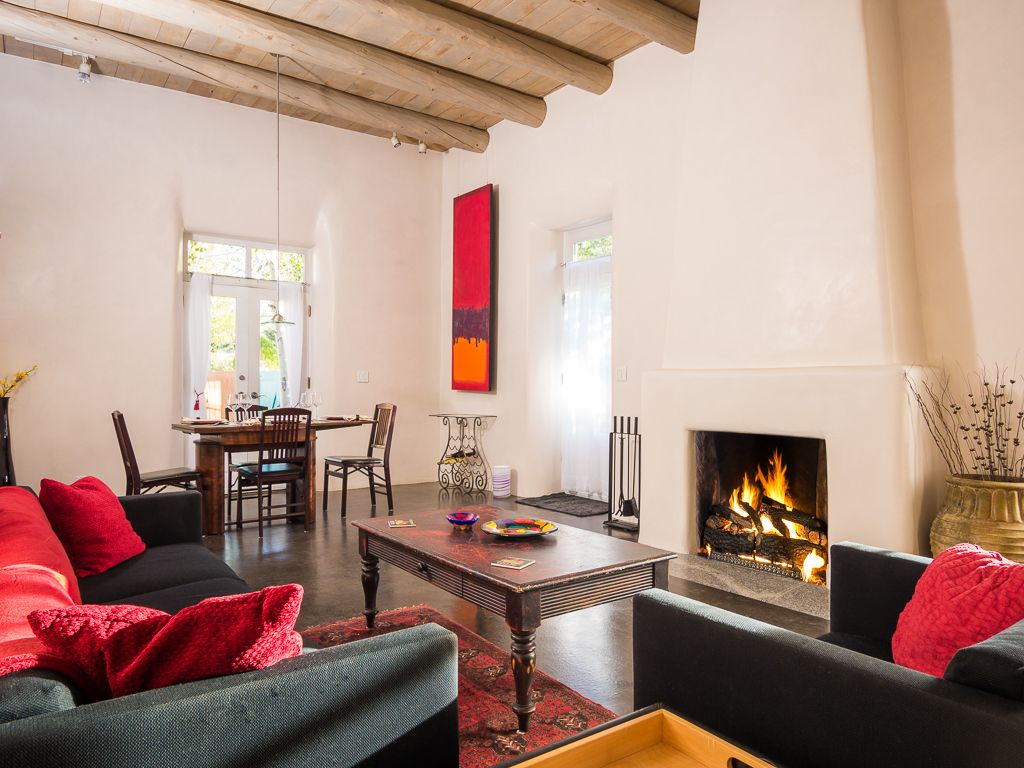 Downtown Year Old Adobe Home Near Canyon VRBO - Adobe home design