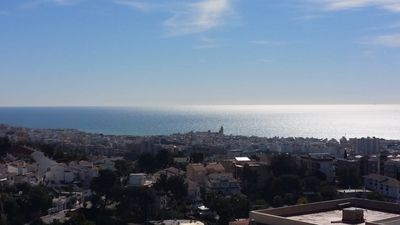 Photo for Nice Villa enjoys an elevated sunny position with great view of Sitges