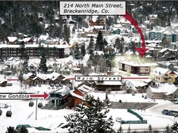 Main Street, Breckenridge, CO, USA