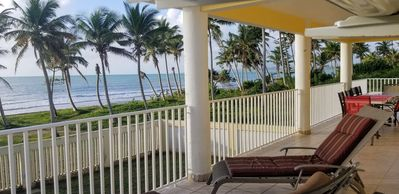 Photo for Caribbean Beachfront House Surrounded by Nature, Private, Updates on Jan 2019