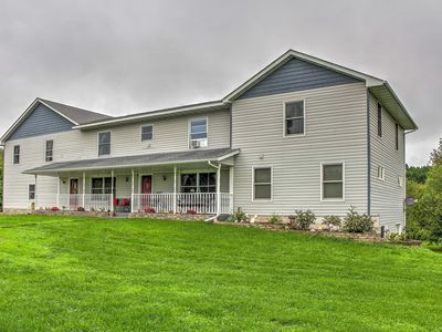 Photo for Duluth Apt. on Working Hobby Farm - 10 Min to DT!