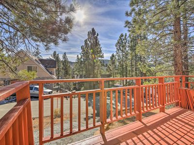 Photo for NEW! 2BR Big Bear House 5 Mins from Ski Resorts!