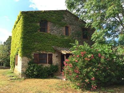 Photo for Holiday apartment Porchiano for 4 persons with 2 bedrooms - Farmhouse