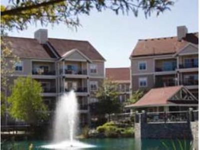 """Photo for Affordable Luxury - Wyndham's """"Branson at The Meadows"""" Top-Rated Condo Resort"""