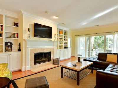 Photo for NEW LISTING! Enchanting family home w/access to shared pool, golf, tennis & more