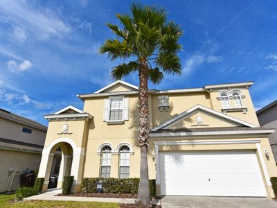 Photo for Disney On Budget - Calabay Parc at Tower Lake - Amazing Cozy 6 Beds 4 Baths Villa - 14 Miles To Disney