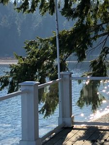 Photo for New!!!  Waterfront Retreat on Case Inlet!