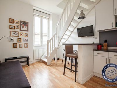 Photo for Charming duplex for 4 close to Place Gambetta