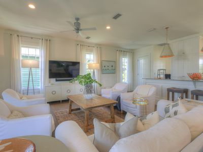 Photo for Abaco Pearl Cottage - Private Heated Pool & Newly Redesigned 2018