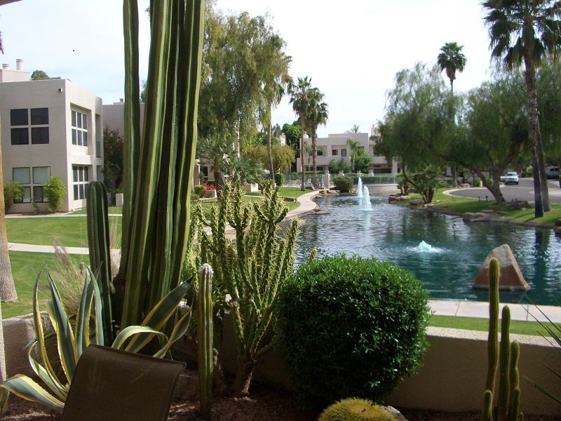 Gainey Ranch Water Front Executive Condo Vrbo